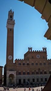 Piazza del Campo Siena (c) weltvermessen.de