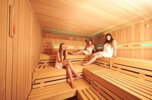 Saunabereich Felschbachhof